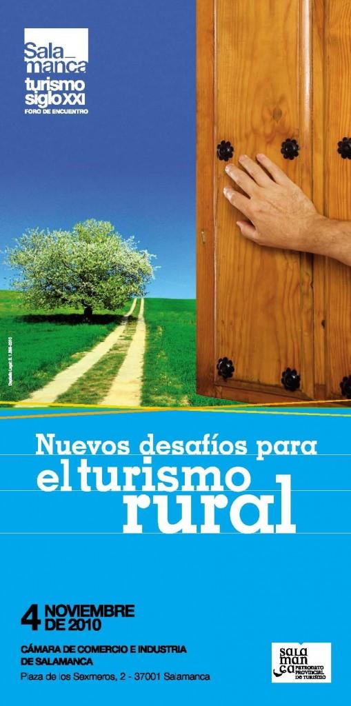 Nuevos desafíos para el Turismo Rural